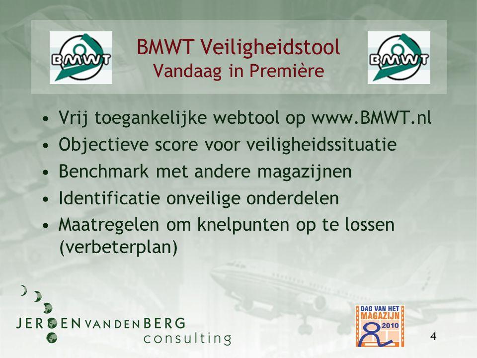 BMWT Veiligheidstool Vandaag in Première