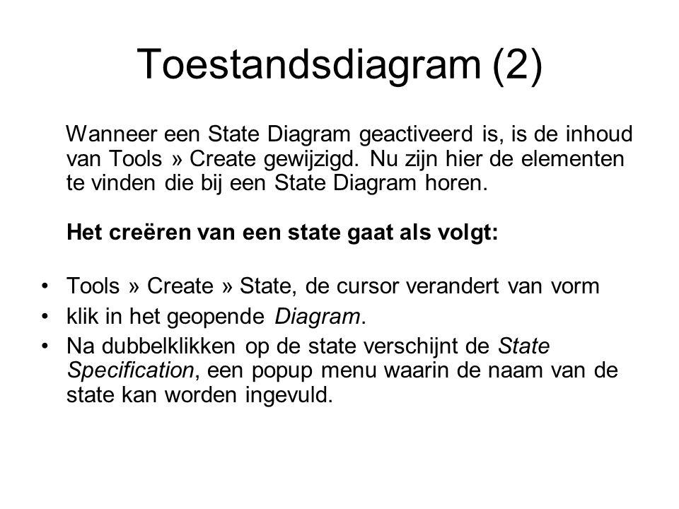Toestandsdiagram (2)