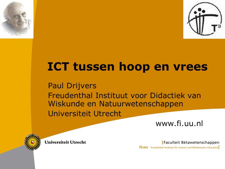 ICT tussen hoop en vrees