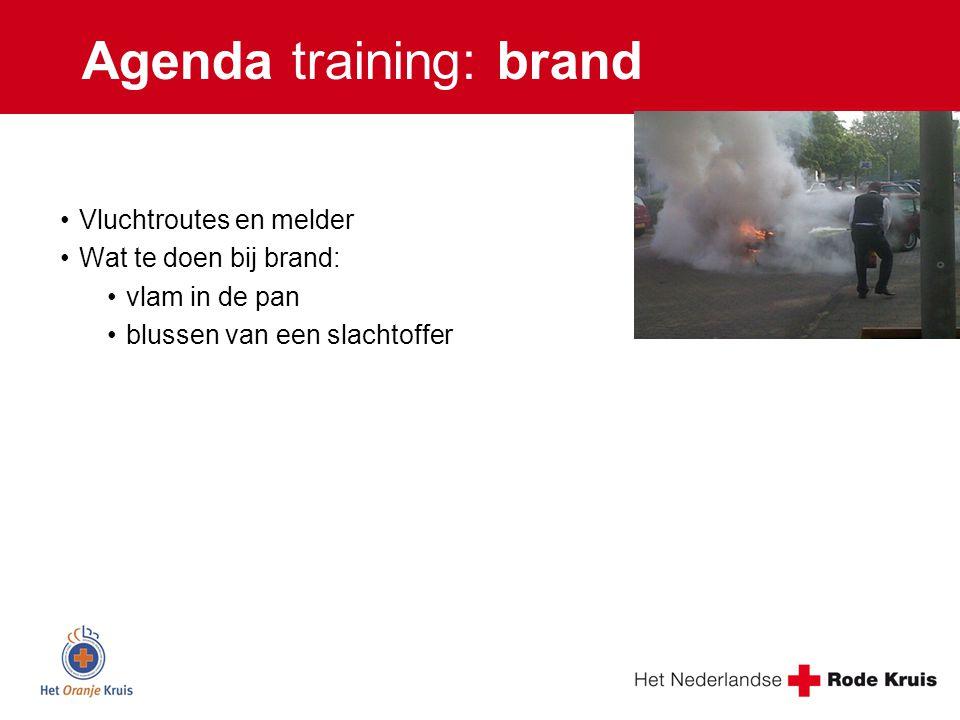 Agenda training: brand