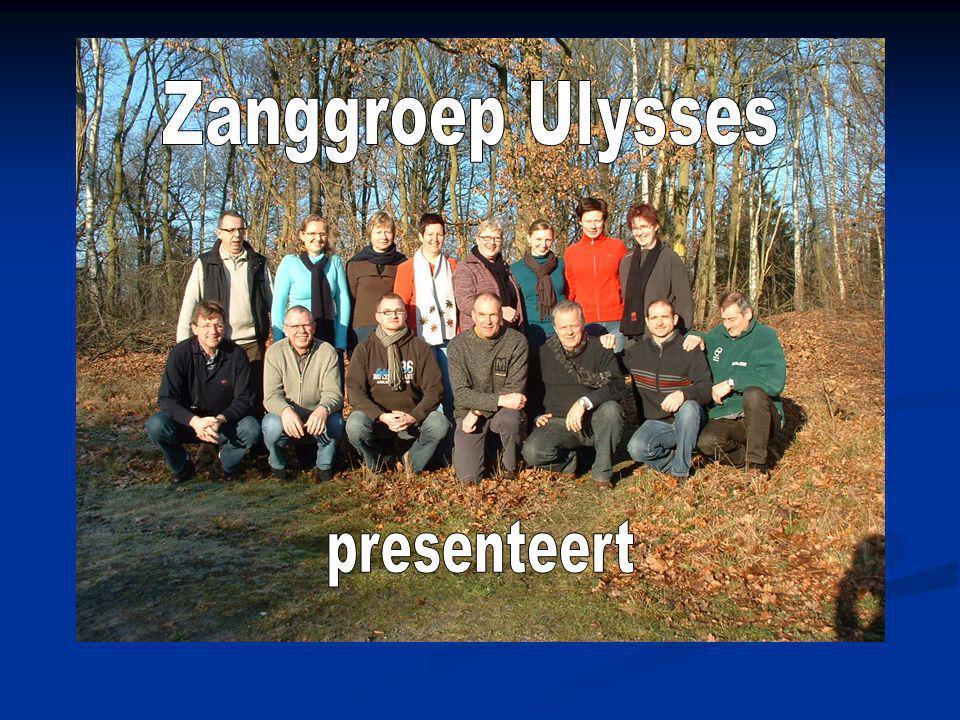 Zanggroep Ulysses presenteert