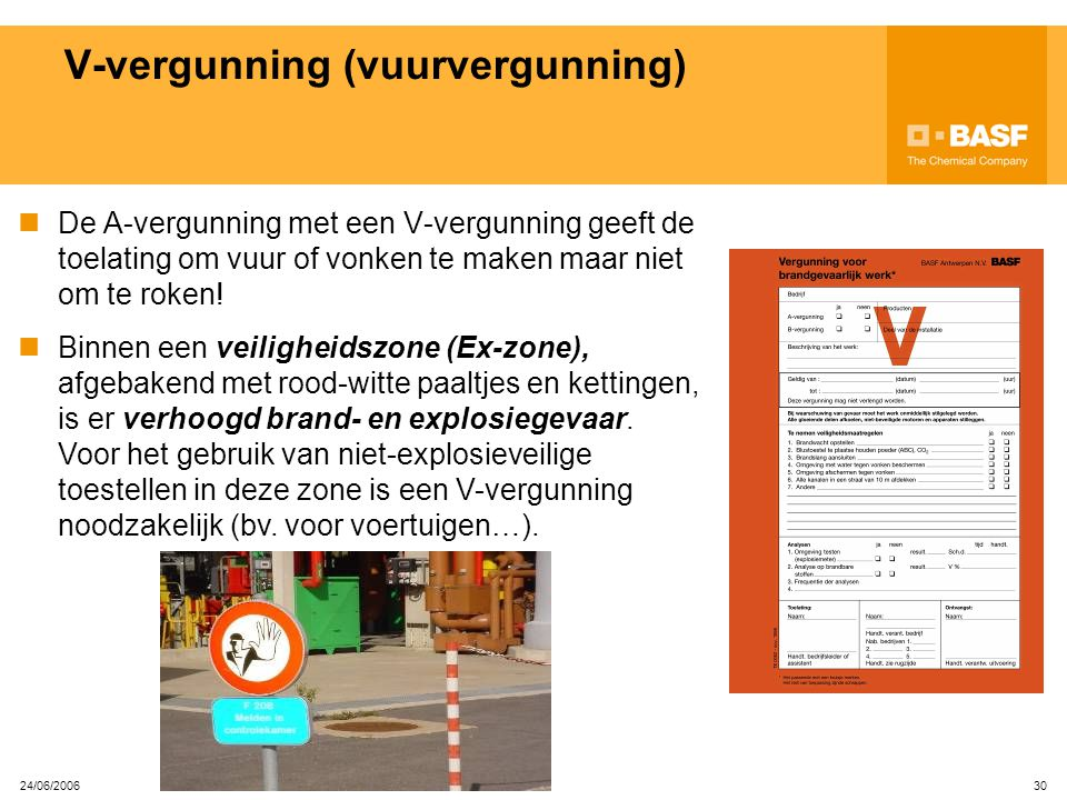 V-vergunning (vuurvergunning)