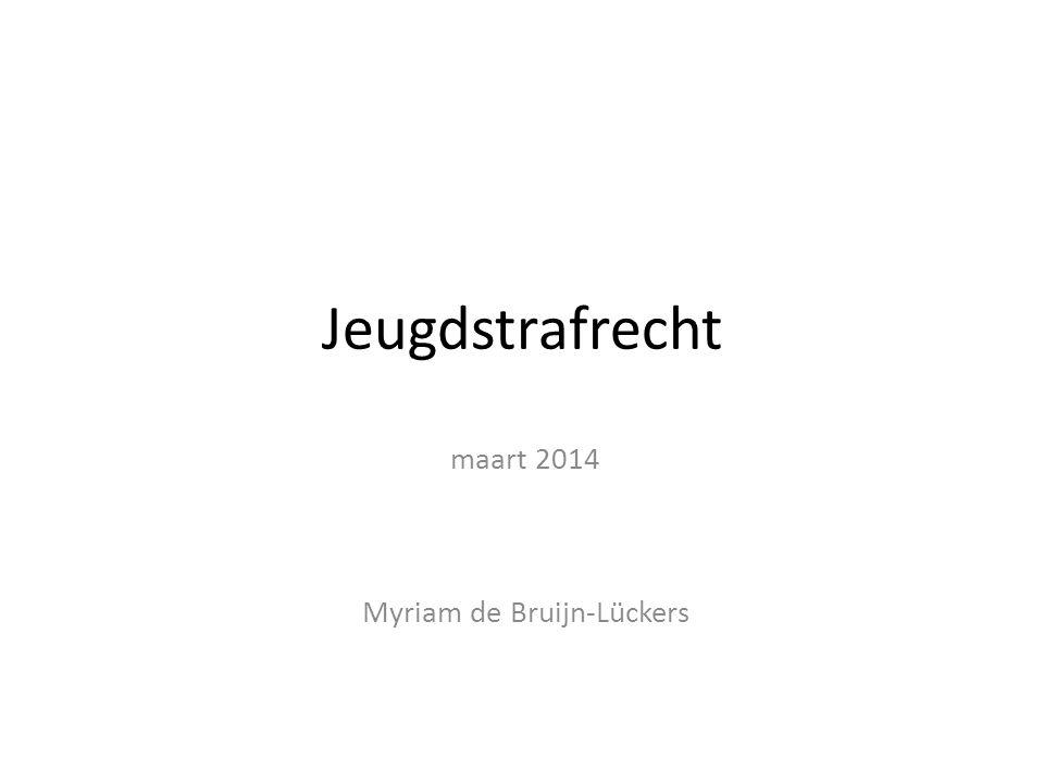 maart 2014 Myriam de Bruijn-Lückers