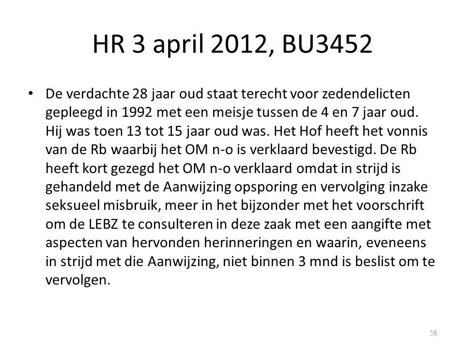 HR 3 april 2012, BU3452
