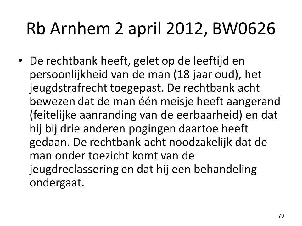 Rb Arnhem 2 april 2012, BW0626