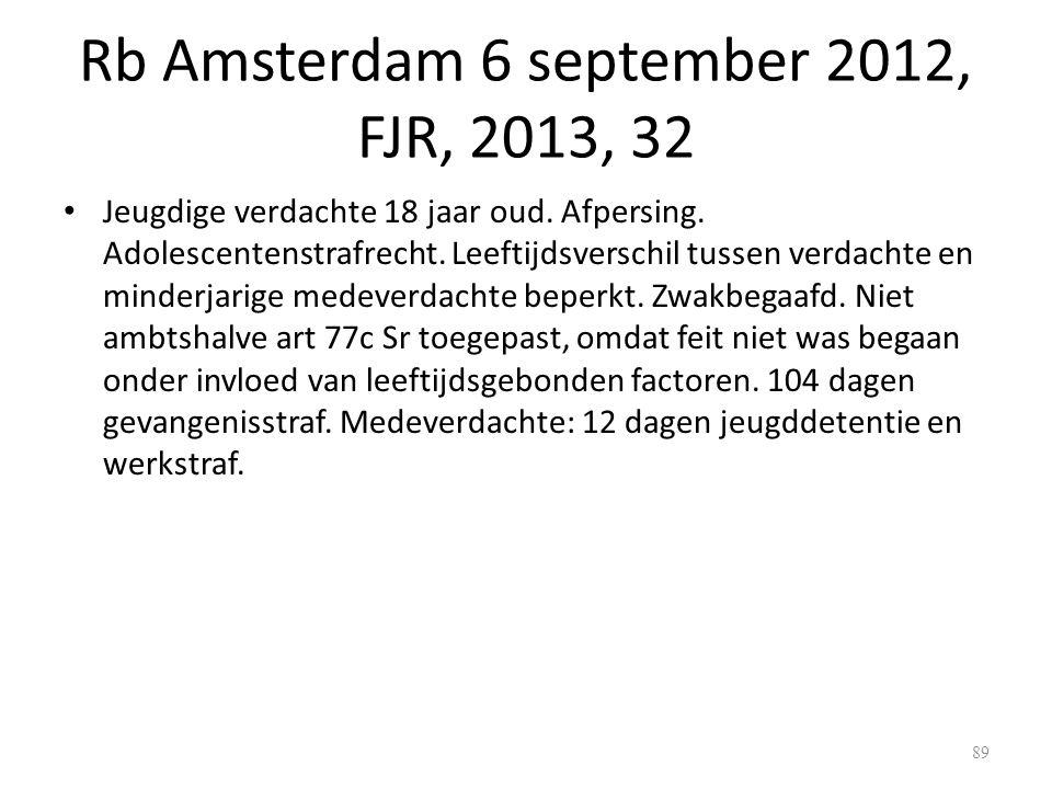 Rb Amsterdam 6 september 2012, FJR, 2013, 32