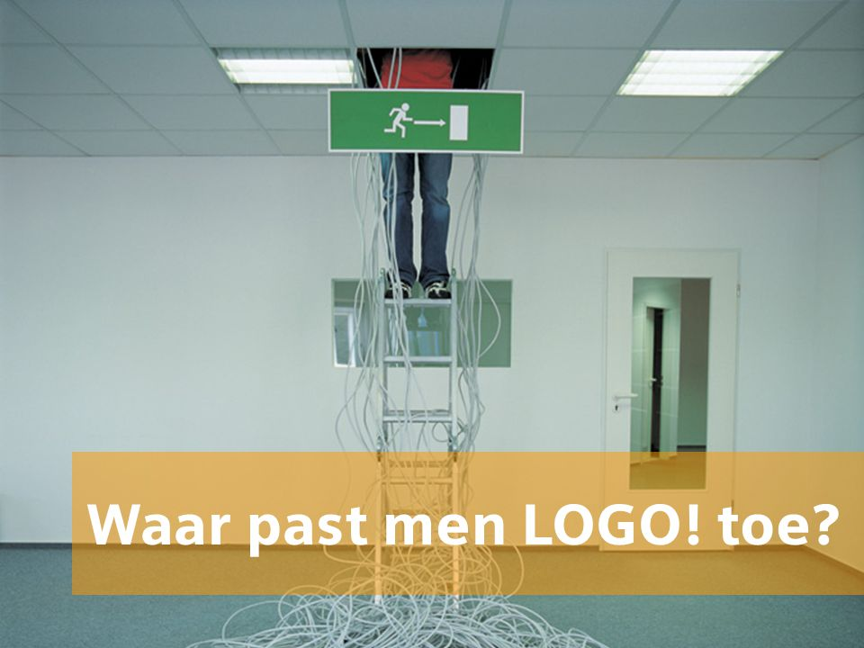 Waar past men LOGO! toe