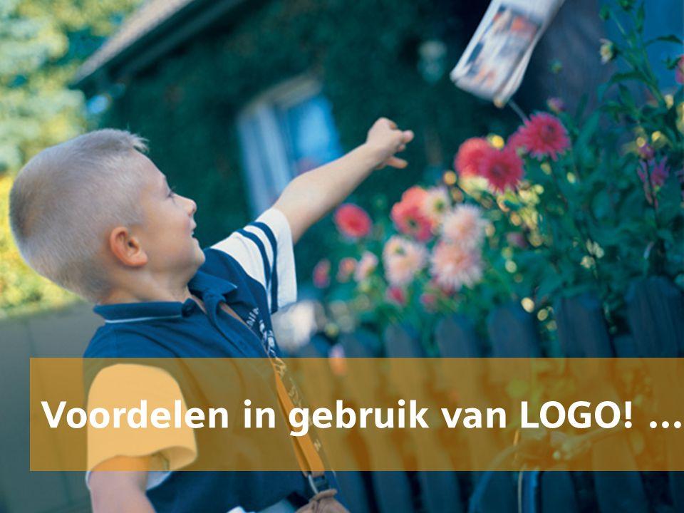Voordelen in gebruik van LOGO! ...