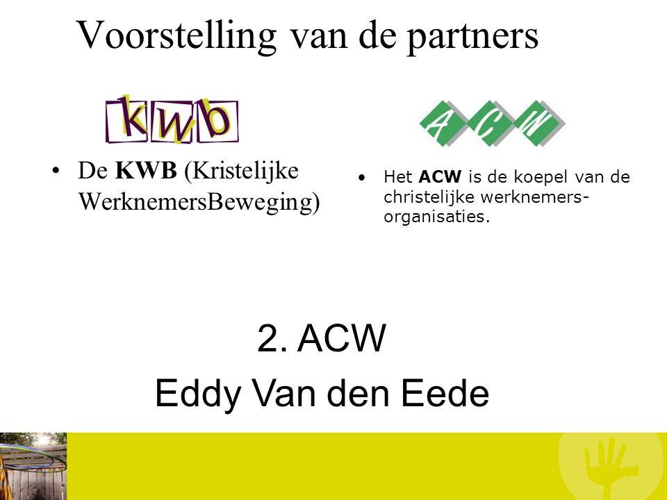 Voorstelling van de partners