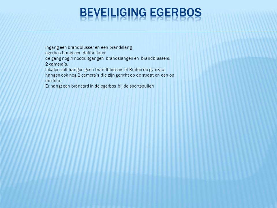 Beveiliging ppt download - Decoreer een gang ingang ...