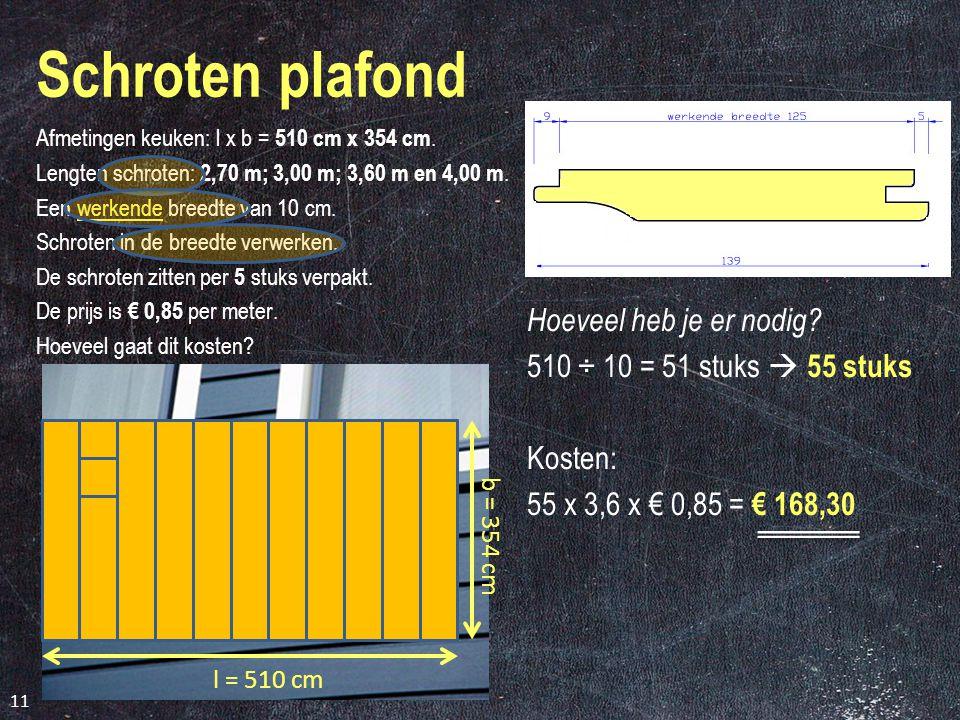 M3F-MATEN - Gewichten en lengtematen