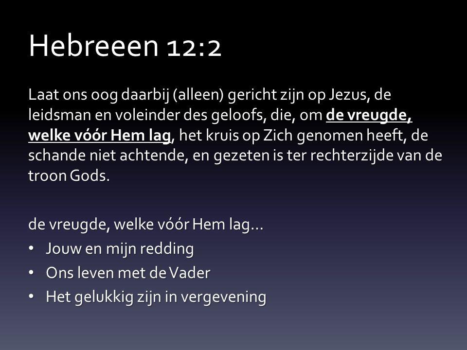 Hebreeen 12:2