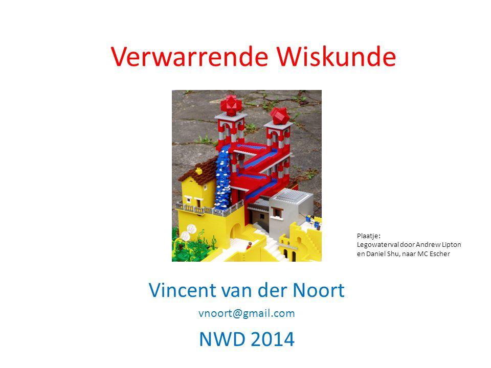 Vincent van der Noort vnoort@gmail.com NWD 2014