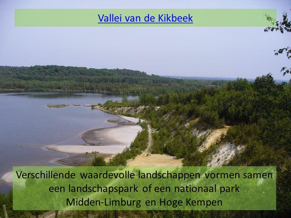 Midden-Limburg en Hoge Kempen