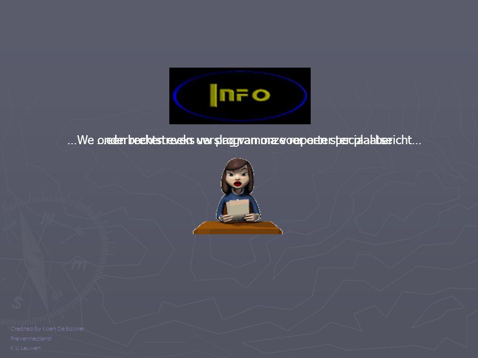 …We onderbreken even uw programma voor een speciaal bericht…