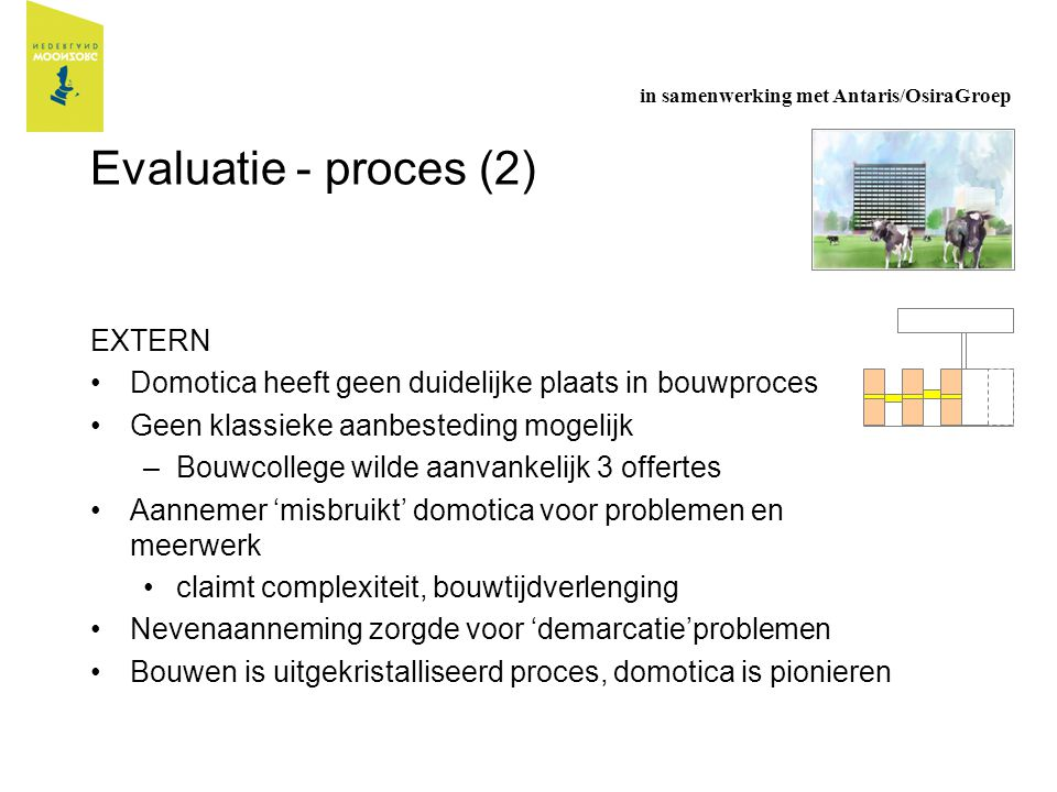 Evaluatie - proces (2) EXTERN