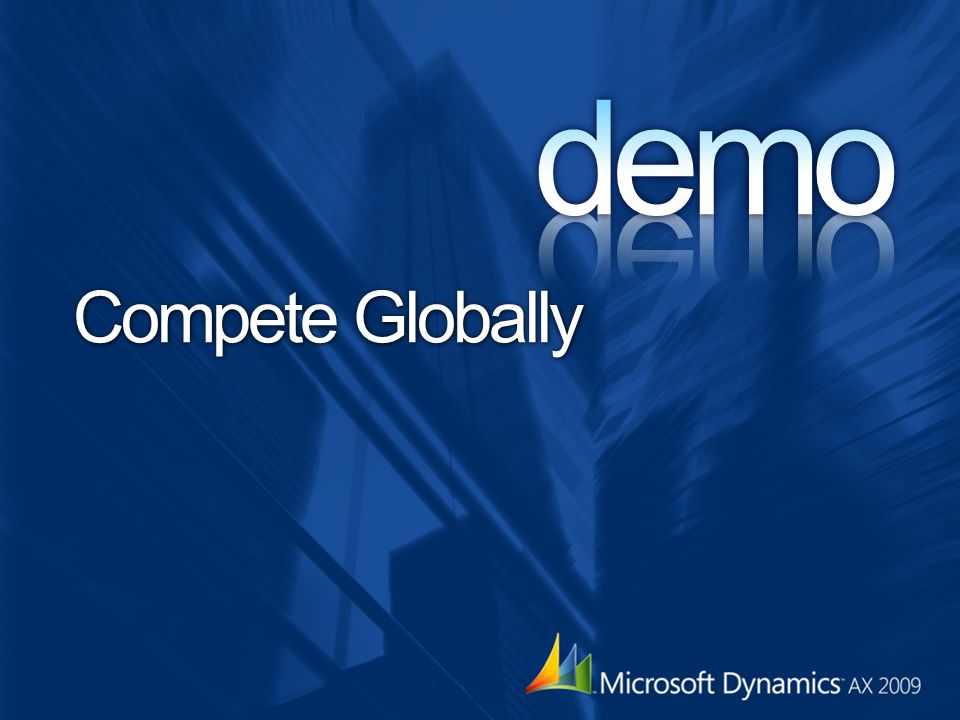 demo Compete Globally