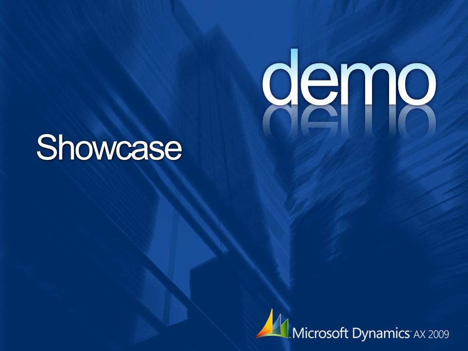 demo Showcase