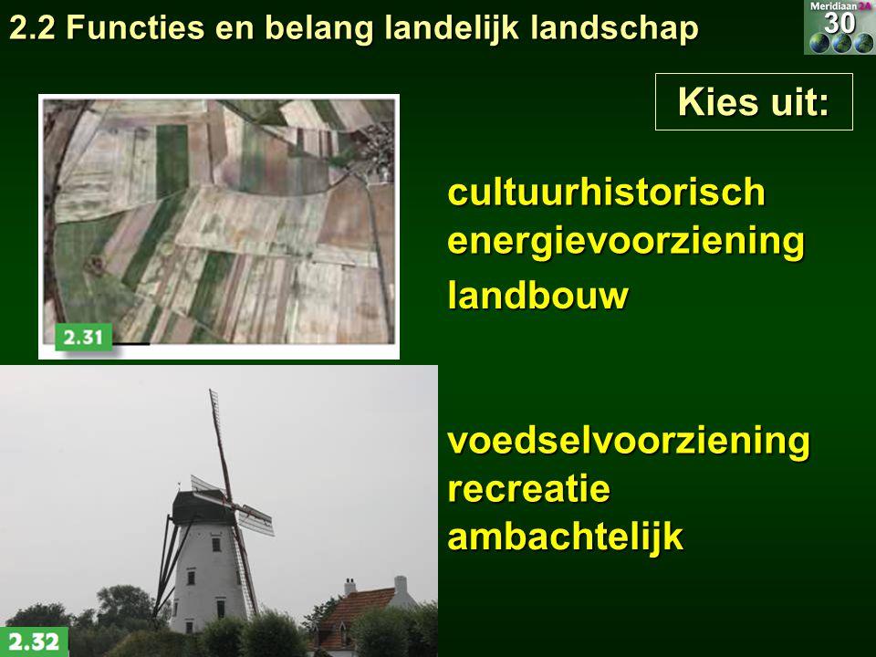 Kies uit: cultuurhistorisch energievoorziening landbouw