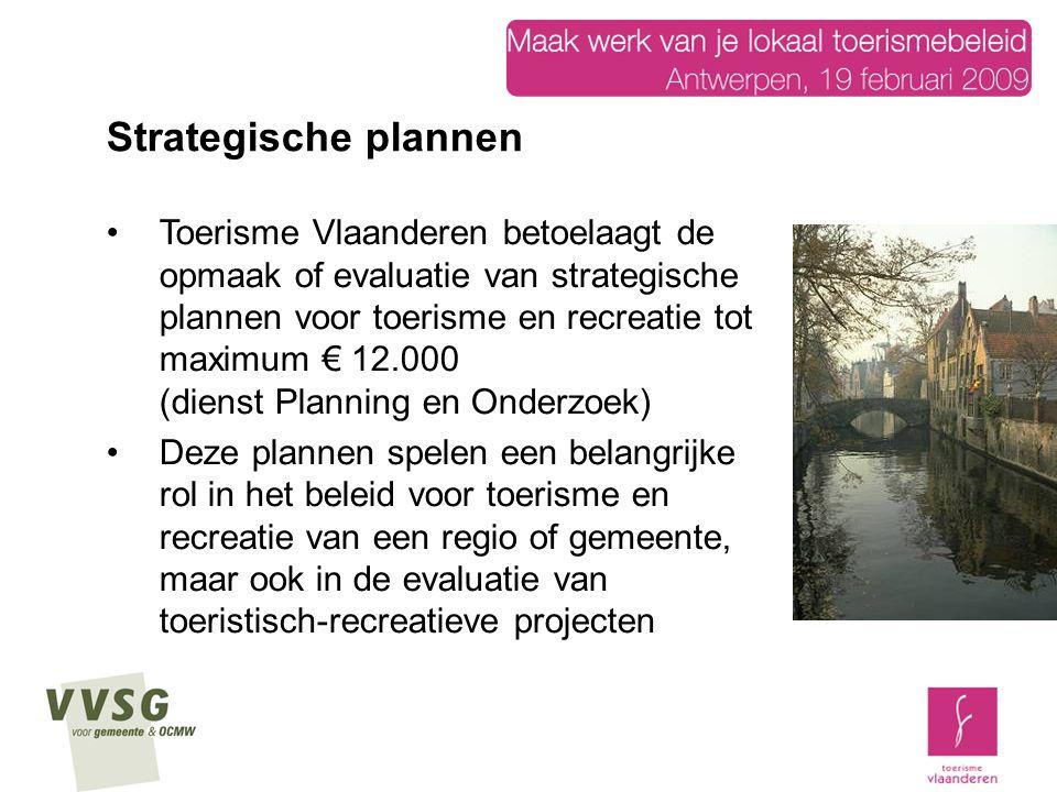 Strategische plannen