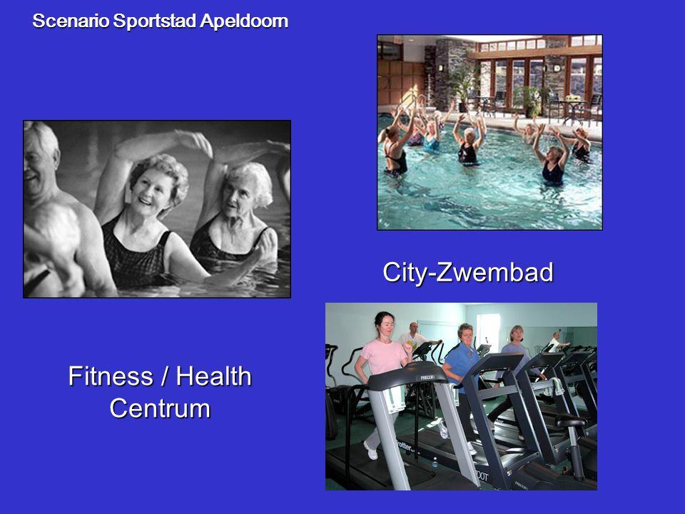 Scenario Sportstad Apeldoorn