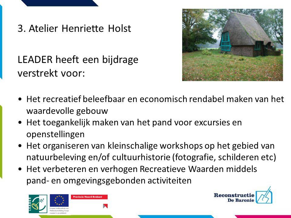 3. Atelier Henriette Holst