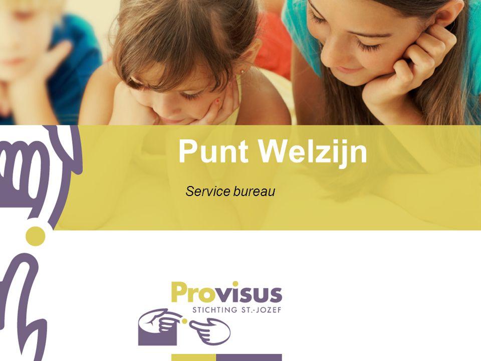Ing. Gilion van Lierop Punt Welzijn Service bureau