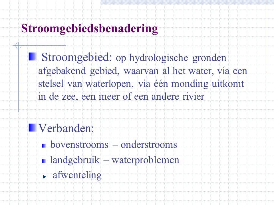 Stroomgebiedsbenadering