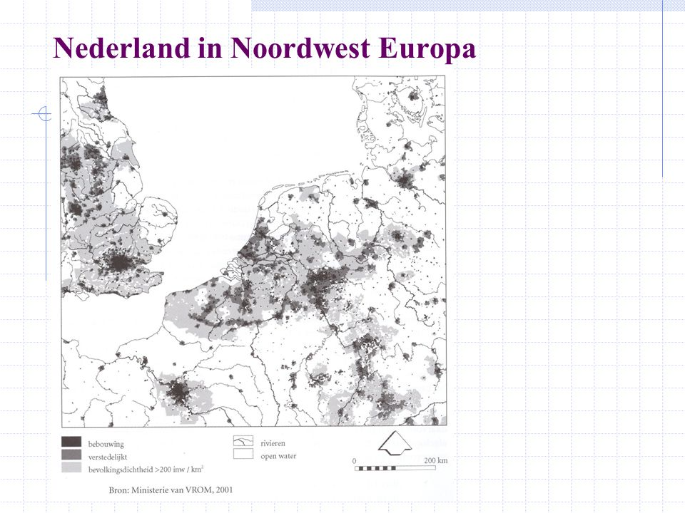 Nederland in Noordwest Europa