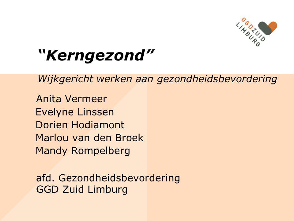 Kerngezond Anita Vermeer