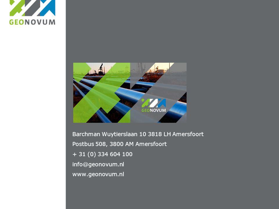 Barchman Wuytierslaan 10 3818 LH Amersfoort