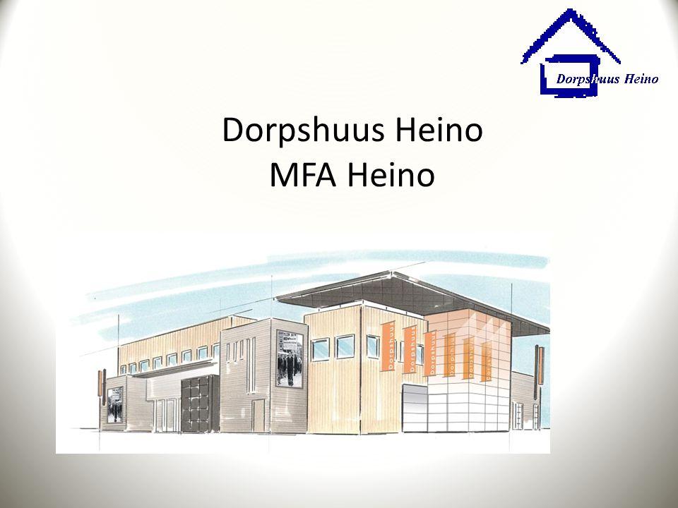 Dorpshuus Heino MFA Heino