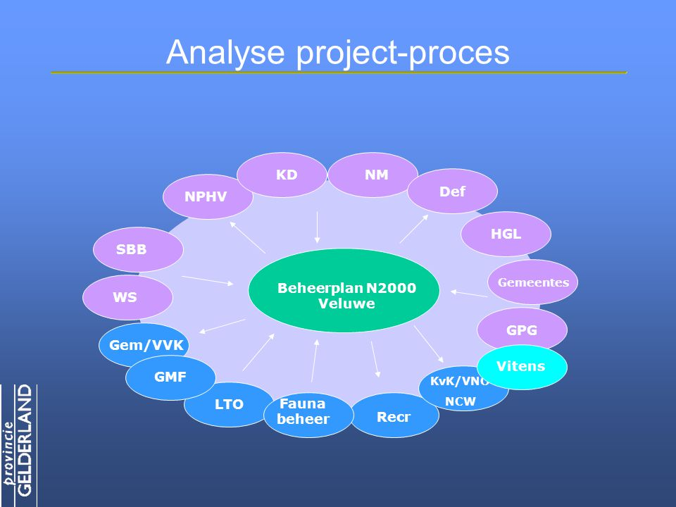 Analyse project-proces