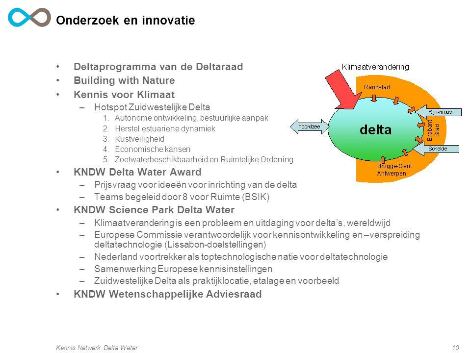 Onderzoek en innovatie