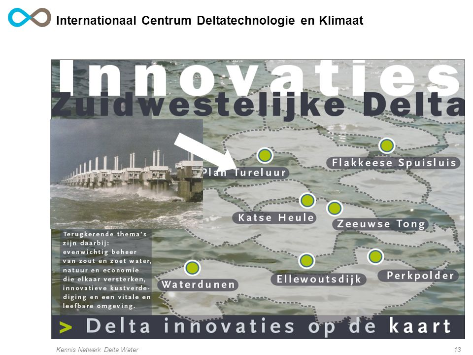 Internationaal Centrum Deltatechnologie en Klimaat