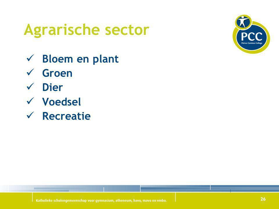 Agrarische sector Bloem en plant Groen Dier Voedsel Recreatie