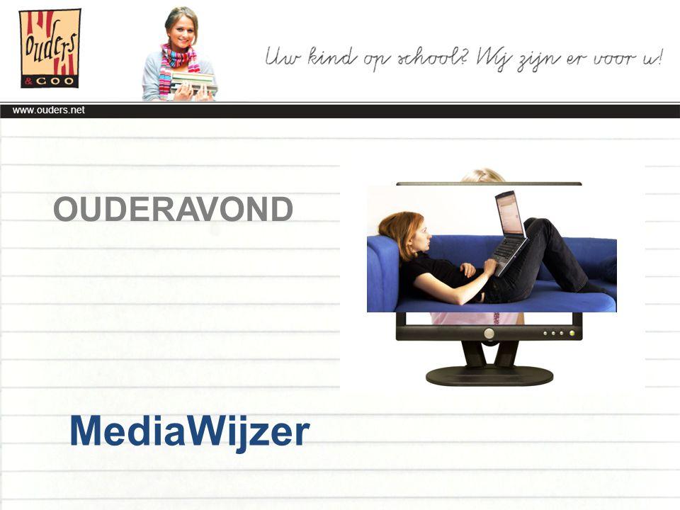 OUDERAVOND MediaWijzer