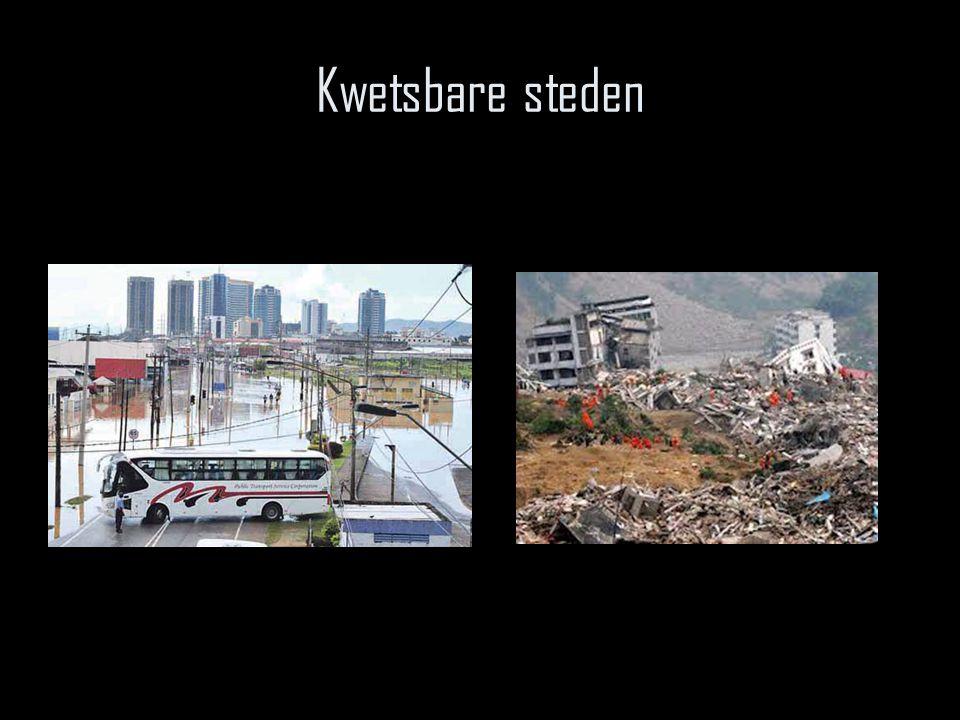 Kwetsbare steden
