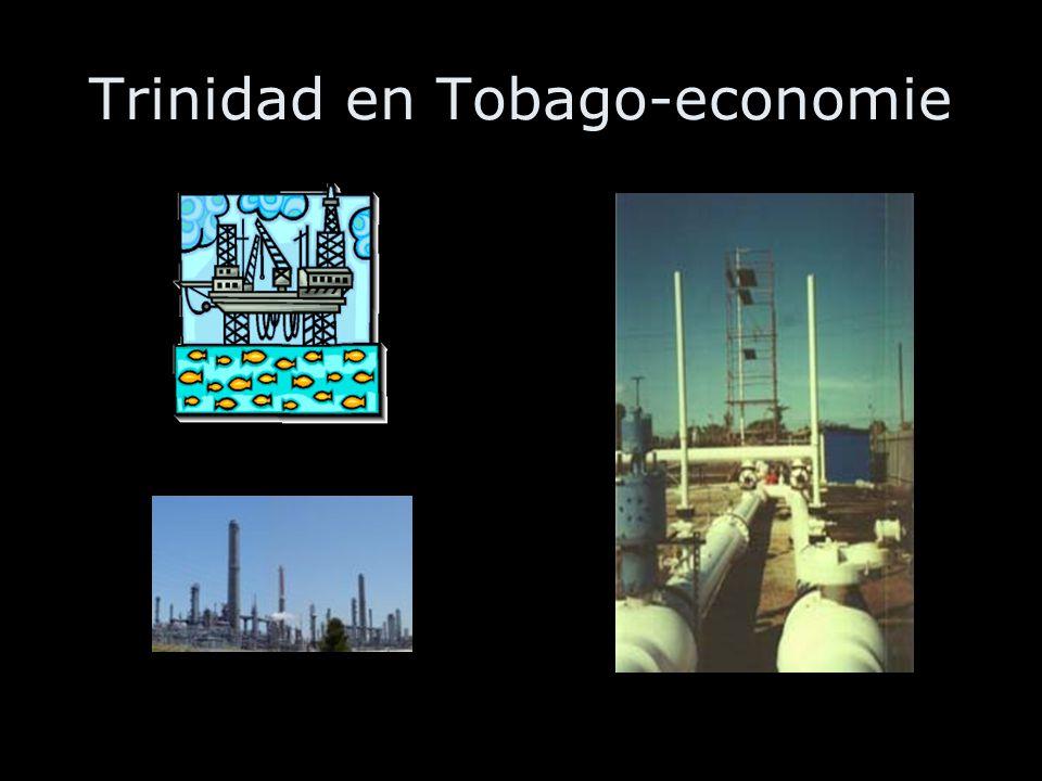 Trinidad en Tobago-economie