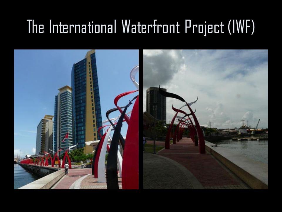 The International Waterfront Project (IWF)