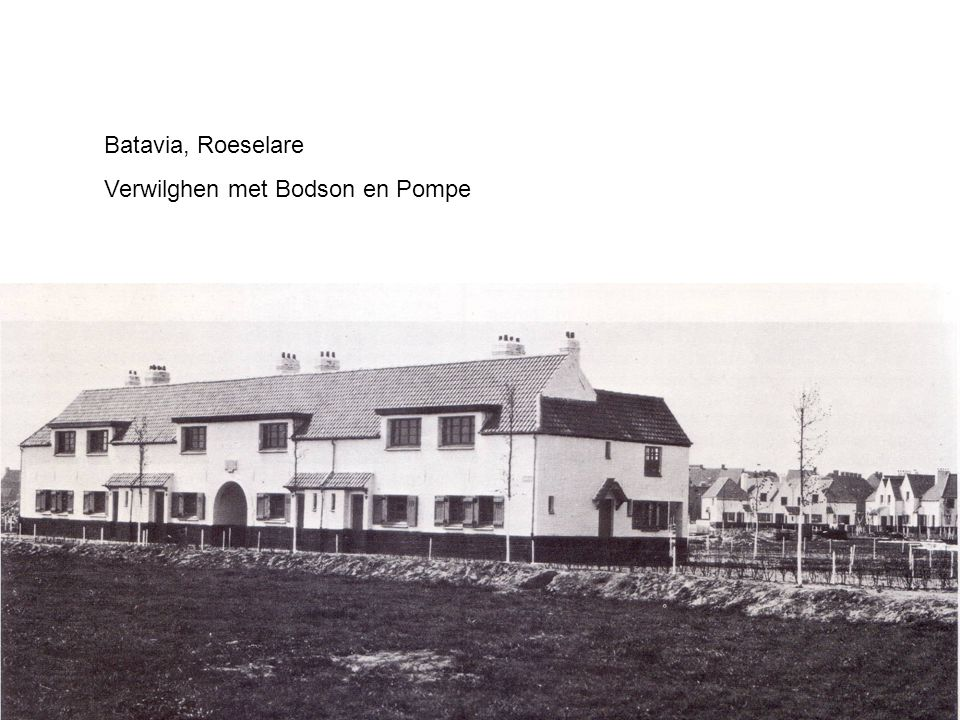 Batavia, Roeselare Verwilghen met Bodson en Pompe