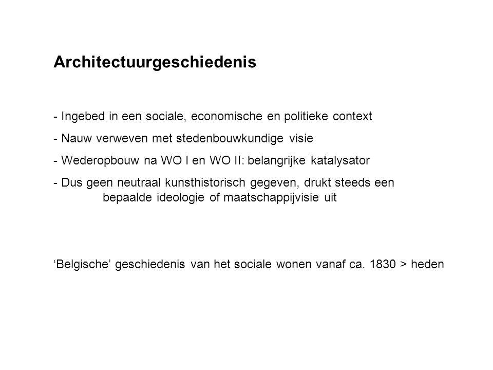 Architectuurgeschiedenis
