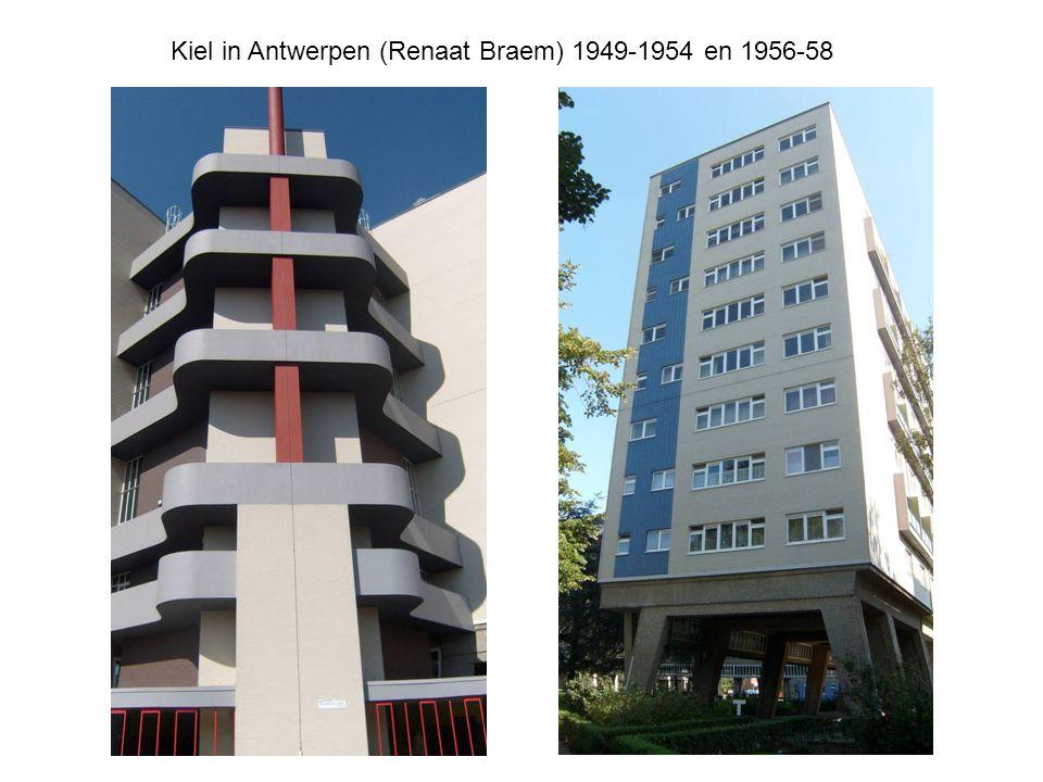 Kiel in Antwerpen (Renaat Braem) 1949-1954 en 1956-58