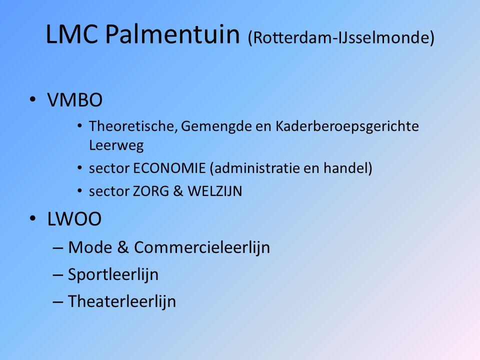 LMC Palmentuin (Rotterdam-IJsselmonde)