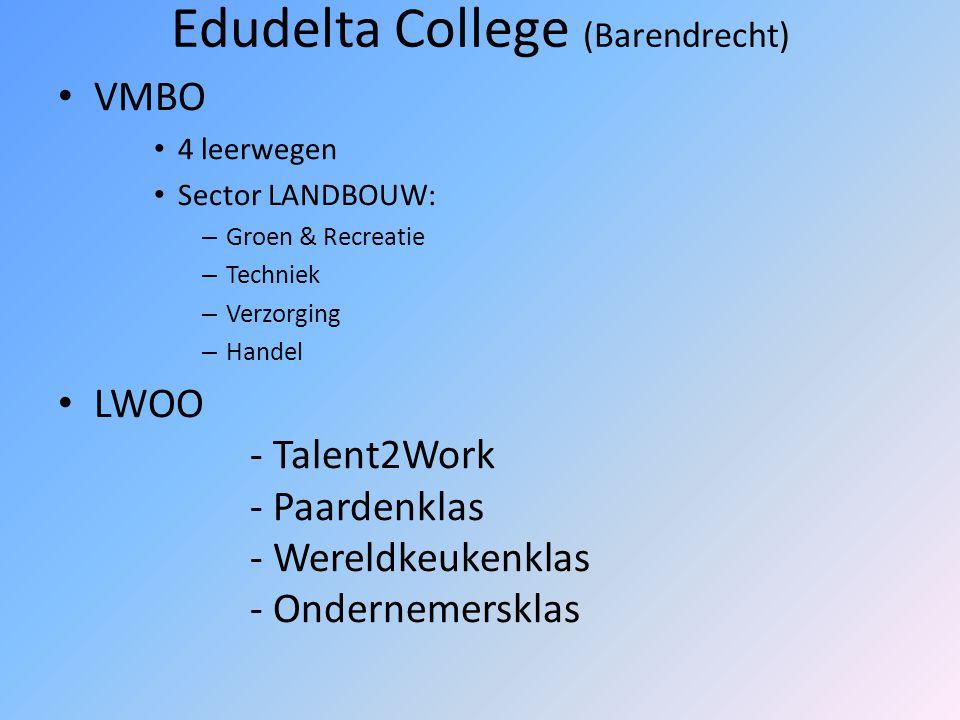 Edudelta College (Barendrecht)