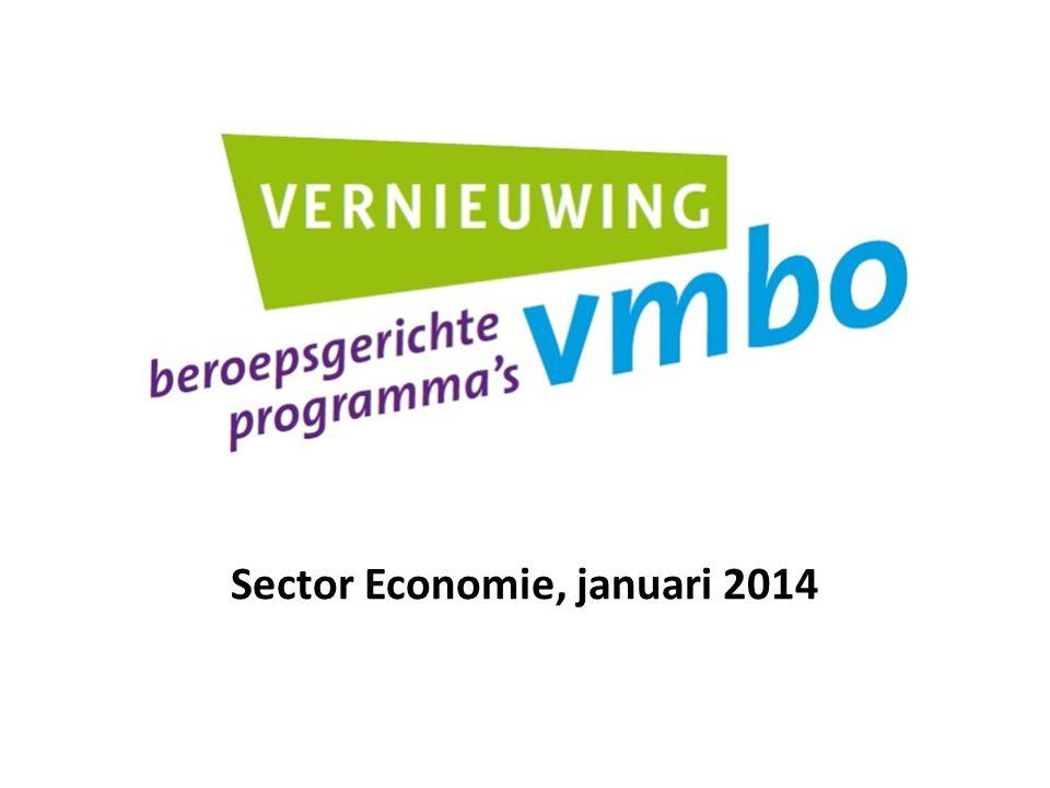 Sector Economie, januari 2014