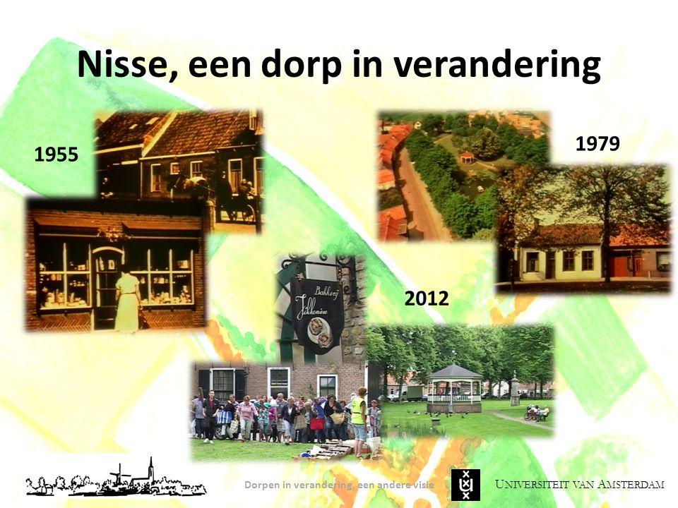 Nisse, een dorp in verandering