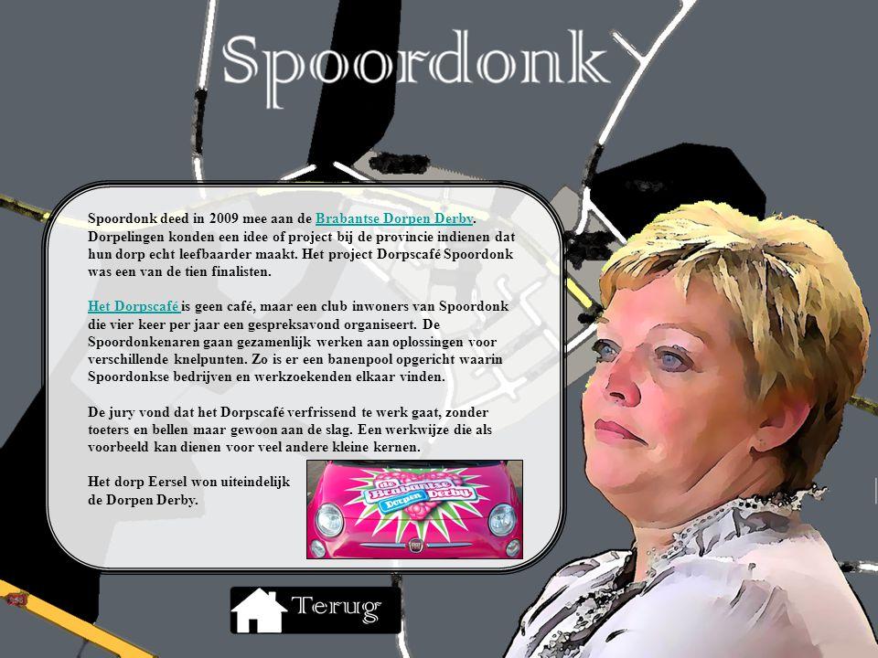 Spoordonk deed in 2009 mee aan de Brabantse Dorpen Derby