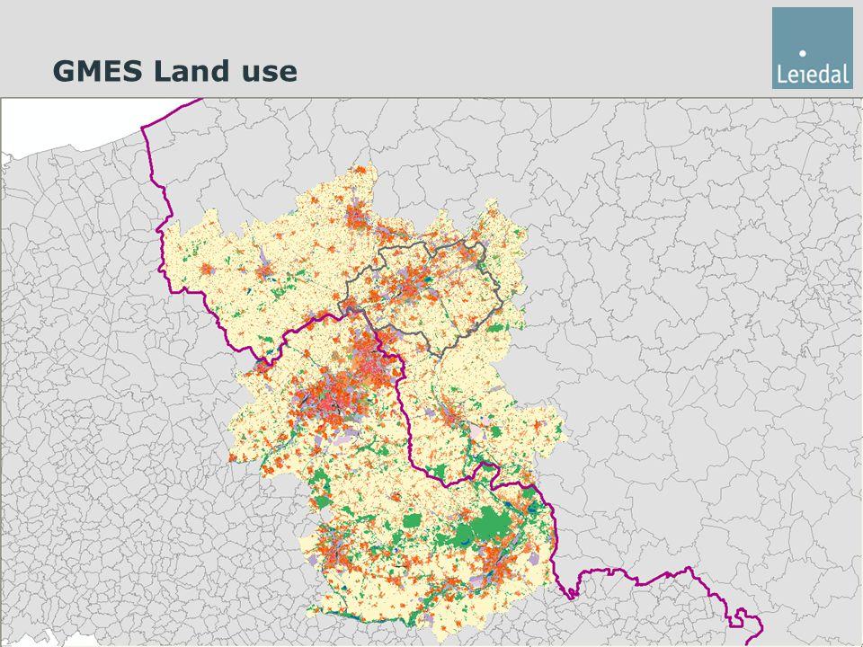 GMES Land use