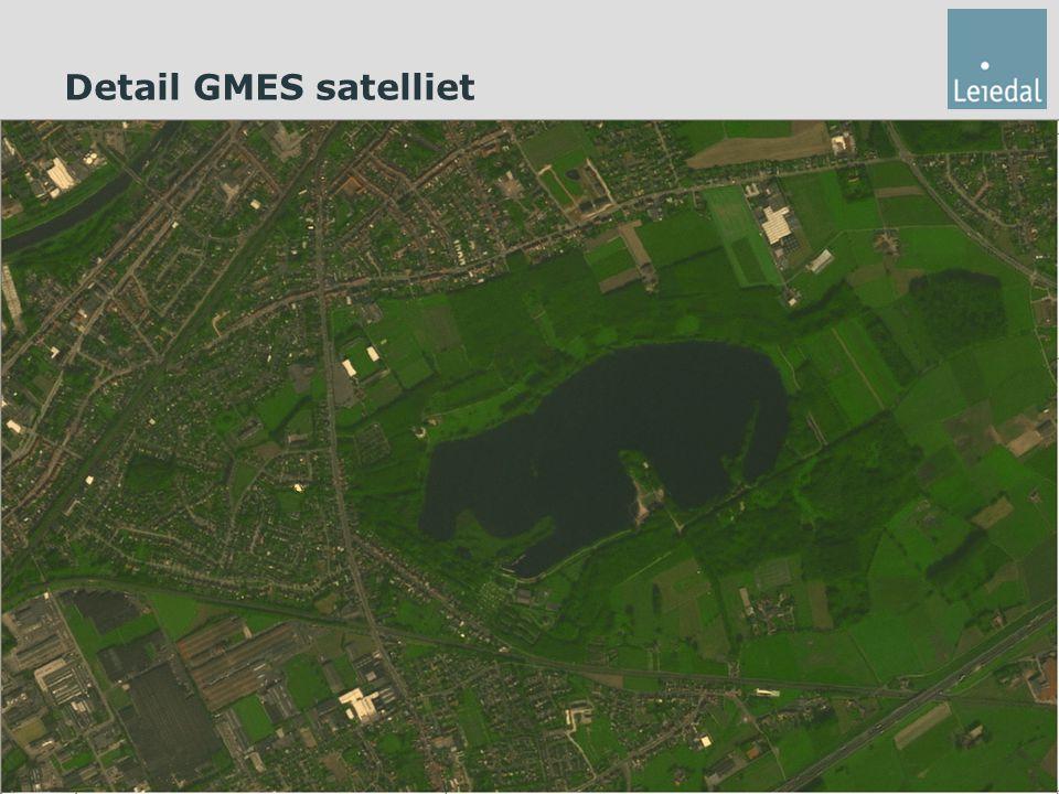 Detail GMES satelliet